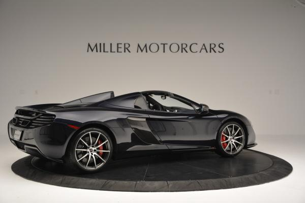 New 2016 McLaren 650S Spider for sale Sold at Pagani of Greenwich in Greenwich CT 06830 8