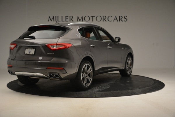 New 2017 Maserati Levante S for sale Sold at Pagani of Greenwich in Greenwich CT 06830 7
