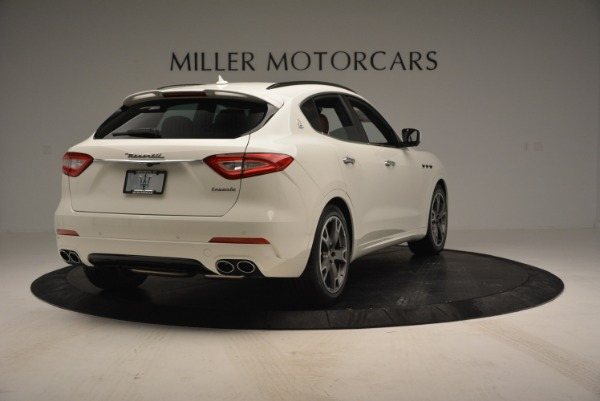 New 2017 Maserati Levante for sale Sold at Pagani of Greenwich in Greenwich CT 06830 7