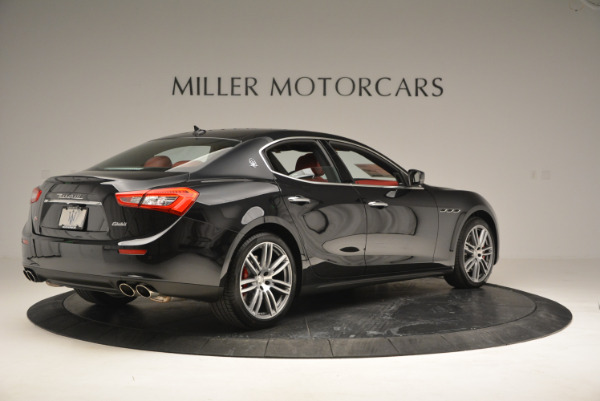 New 2017 Maserati Ghibli S Q4 for sale Sold at Pagani of Greenwich in Greenwich CT 06830 8