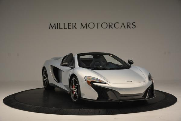 New 2016 McLaren 650S Spider for sale Sold at Pagani of Greenwich in Greenwich CT 06830 11