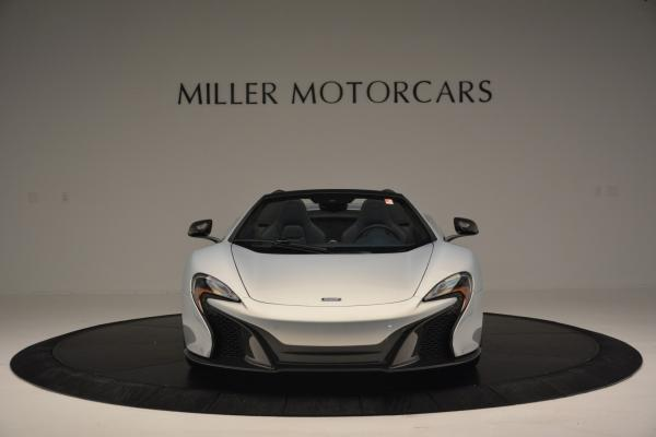New 2016 McLaren 650S Spider for sale Sold at Pagani of Greenwich in Greenwich CT 06830 12