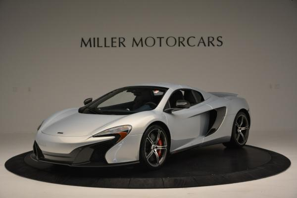 New 2016 McLaren 650S Spider for sale Sold at Pagani of Greenwich in Greenwich CT 06830 13