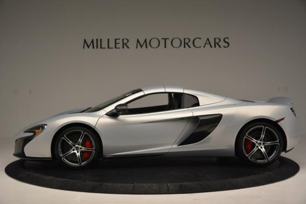 New 2016 McLaren 650S Spider for sale Sold at Pagani of Greenwich in Greenwich CT 06830 14