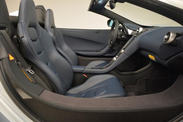 New 2016 McLaren 650S Spider for sale Sold at Pagani of Greenwich in Greenwich CT 06830 27