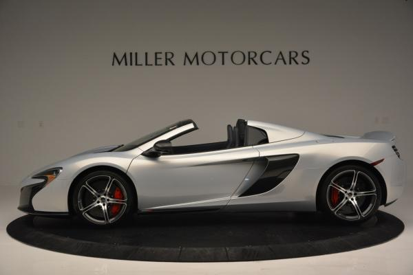 New 2016 McLaren 650S Spider for sale Sold at Pagani of Greenwich in Greenwich CT 06830 3