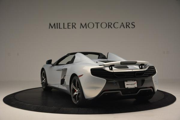New 2016 McLaren 650S Spider for sale Sold at Pagani of Greenwich in Greenwich CT 06830 5