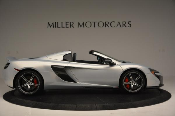 New 2016 McLaren 650S Spider for sale Sold at Pagani of Greenwich in Greenwich CT 06830 9