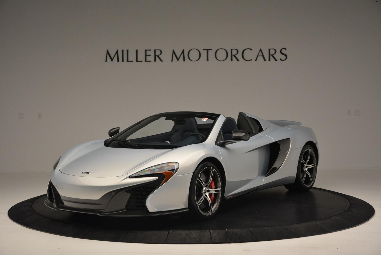 New 2016 McLaren 650S Spider for sale Sold at Pagani of Greenwich in Greenwich CT 06830 1