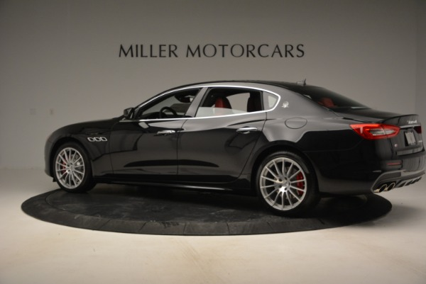 New 2017 Maserati Quattroporte S Q4 GranSport for sale Sold at Pagani of Greenwich in Greenwich CT 06830 4