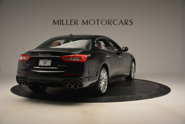 New 2017 Maserati Quattroporte S Q4 GranSport for sale Sold at Pagani of Greenwich in Greenwich CT 06830 7