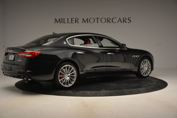 New 2017 Maserati Quattroporte S Q4 GranSport for sale Sold at Pagani of Greenwich in Greenwich CT 06830 8