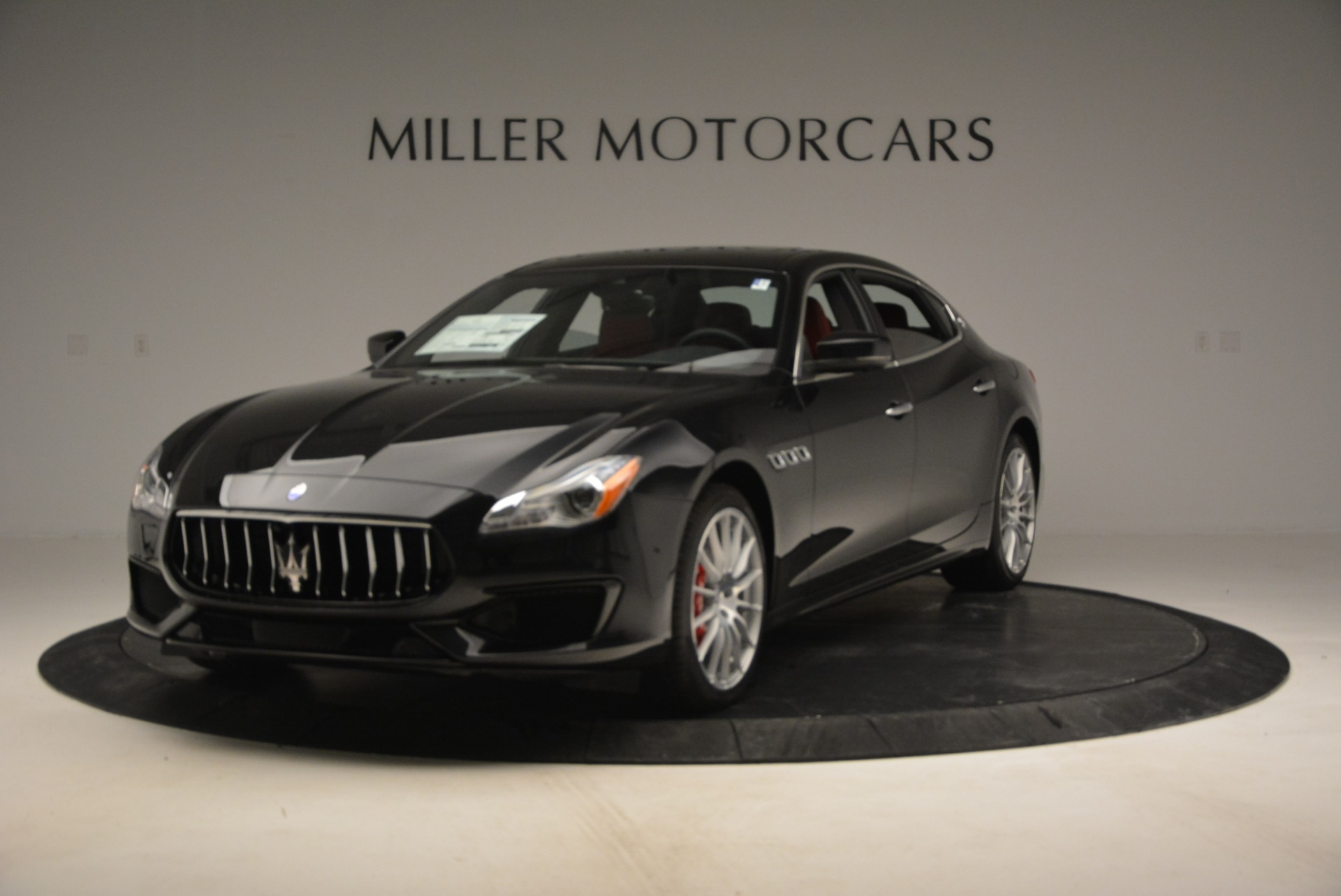 New 2017 Maserati Quattroporte S Q4 GranSport for sale Sold at Pagani of Greenwich in Greenwich CT 06830 1