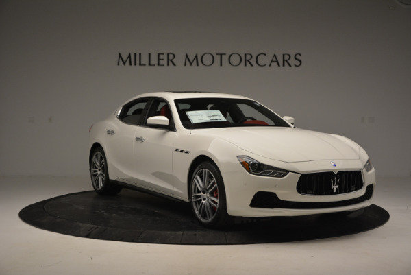 Used 2017 Maserati Ghibli S Q4 for sale $49,900 at Pagani of Greenwich in Greenwich CT 06830 11