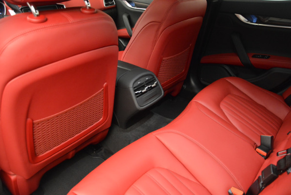 Used 2017 Maserati Ghibli S Q4 for sale $49,900 at Pagani of Greenwich in Greenwich CT 06830 17