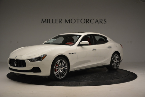 Used 2017 Maserati Ghibli S Q4 for sale $49,900 at Pagani of Greenwich in Greenwich CT 06830 2