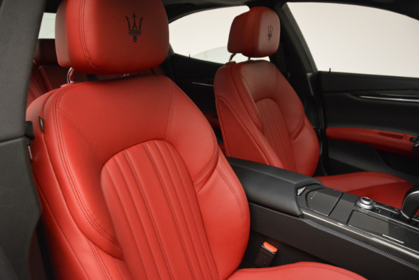 Used 2017 Maserati Ghibli S Q4 for sale Sold at Pagani of Greenwich in Greenwich CT 06830 22