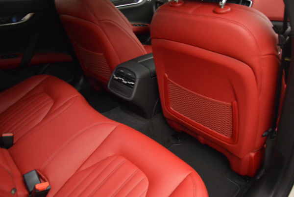 Used 2017 Maserati Ghibli S Q4 for sale $49,900 at Pagani of Greenwich in Greenwich CT 06830 23