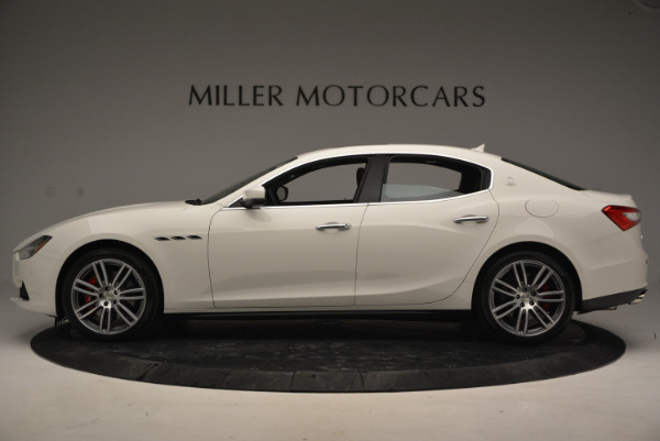 Used 2017 Maserati Ghibli S Q4 for sale $49,900 at Pagani of Greenwich in Greenwich CT 06830 3