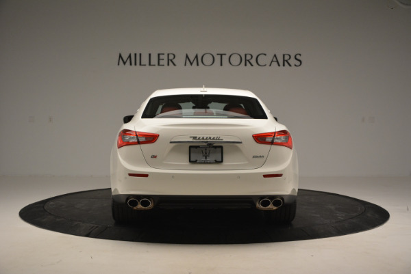 Used 2017 Maserati Ghibli S Q4 for sale $49,900 at Pagani of Greenwich in Greenwich CT 06830 6