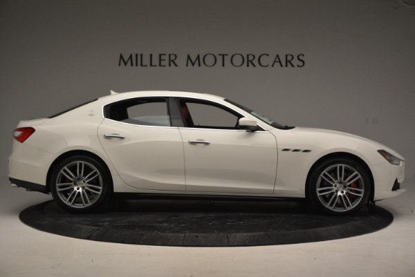 Used 2017 Maserati Ghibli S Q4 for sale $49,900 at Pagani of Greenwich in Greenwich CT 06830 9