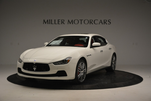 Used 2017 Maserati Ghibli S Q4 for sale Sold at Pagani of Greenwich in Greenwich CT 06830 1