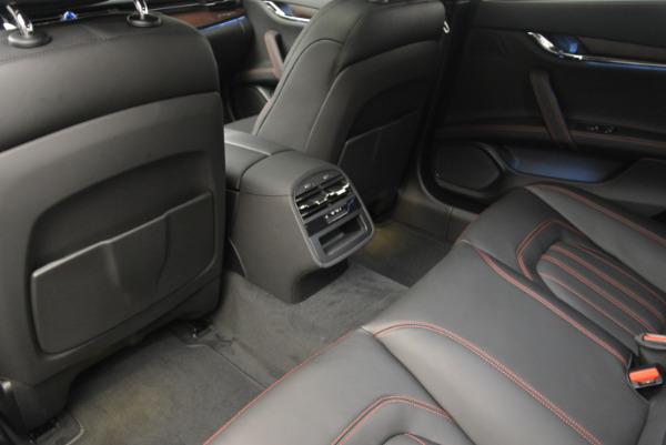 New 2017 Maserati Quattroporte S Q4 GranLusso for sale Sold at Pagani of Greenwich in Greenwich CT 06830 13