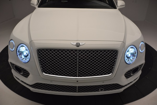 New 2017 Bentley Bentayga for sale Sold at Pagani of Greenwich in Greenwich CT 06830 17