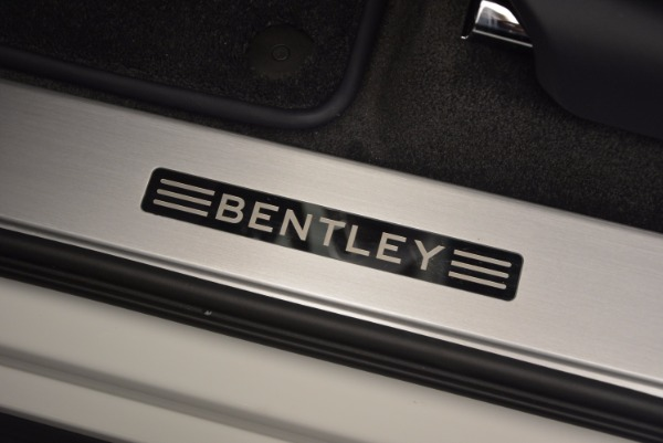 New 2017 Bentley Bentayga for sale Sold at Pagani of Greenwich in Greenwich CT 06830 28