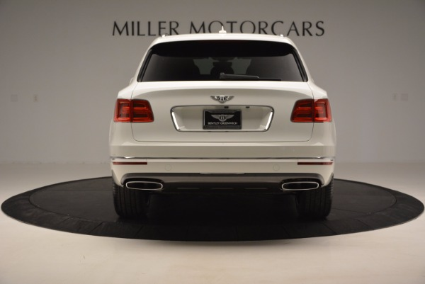 New 2017 Bentley Bentayga for sale Sold at Pagani of Greenwich in Greenwich CT 06830 6
