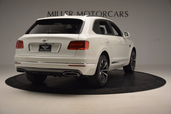 New 2017 Bentley Bentayga for sale Sold at Pagani of Greenwich in Greenwich CT 06830 7