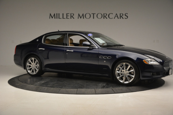 Used 2010 Maserati Quattroporte S for sale Sold at Pagani of Greenwich in Greenwich CT 06830 10