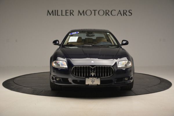 Used 2010 Maserati Quattroporte S for sale Sold at Pagani of Greenwich in Greenwich CT 06830 12