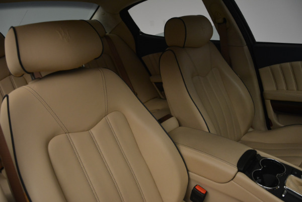 Used 2010 Maserati Quattroporte S for sale Sold at Pagani of Greenwich in Greenwich CT 06830 17