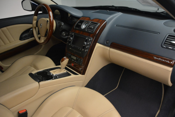 Used 2010 Maserati Quattroporte S for sale Sold at Pagani of Greenwich in Greenwich CT 06830 19
