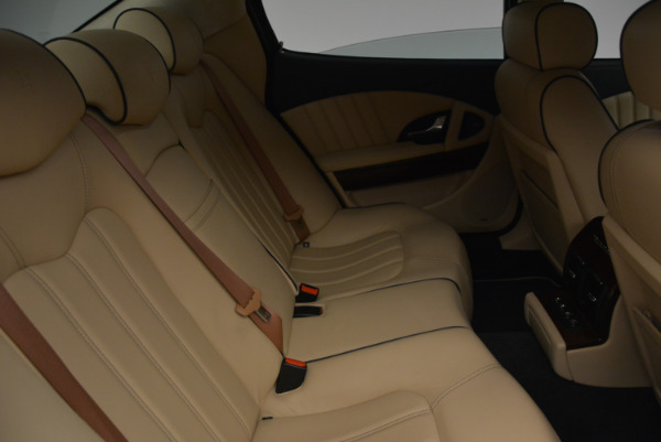 Used 2010 Maserati Quattroporte S for sale Sold at Pagani of Greenwich in Greenwich CT 06830 21