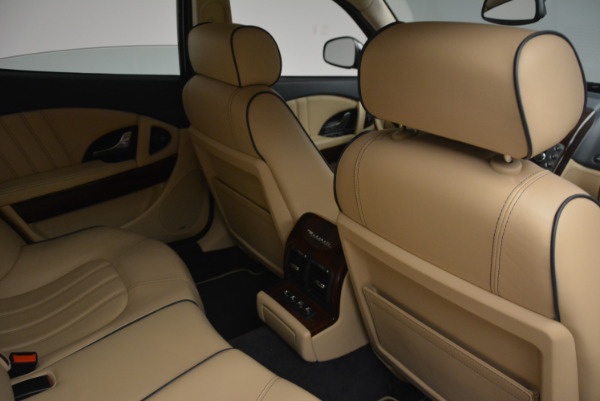 Used 2010 Maserati Quattroporte S for sale Sold at Pagani of Greenwich in Greenwich CT 06830 22