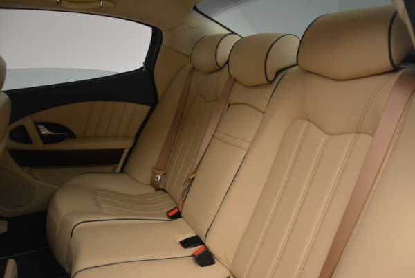 Used 2010 Maserati Quattroporte S for sale Sold at Pagani of Greenwich in Greenwich CT 06830 23