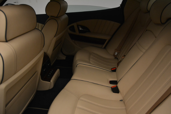 Used 2010 Maserati Quattroporte S for sale Sold at Pagani of Greenwich in Greenwich CT 06830 24