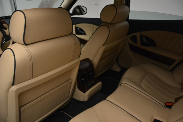 Used 2010 Maserati Quattroporte S for sale Sold at Pagani of Greenwich in Greenwich CT 06830 25