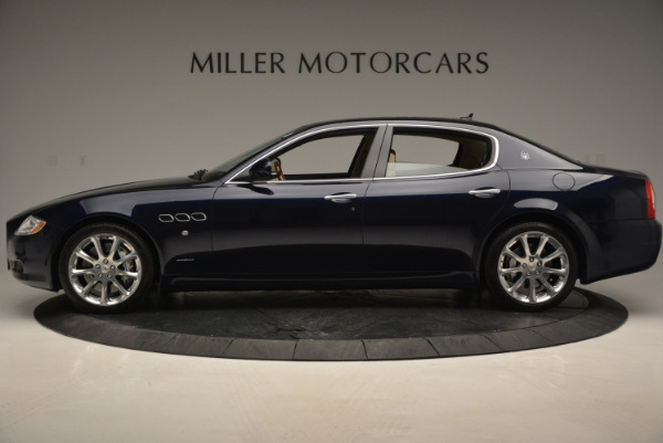 Used 2010 Maserati Quattroporte S for sale Sold at Pagani of Greenwich in Greenwich CT 06830 3