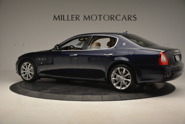 Used 2010 Maserati Quattroporte S for sale Sold at Pagani of Greenwich in Greenwich CT 06830 4