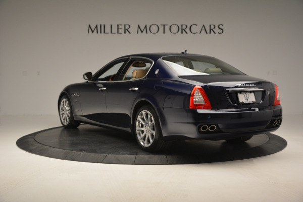 Used 2010 Maserati Quattroporte S for sale Sold at Pagani of Greenwich in Greenwich CT 06830 5