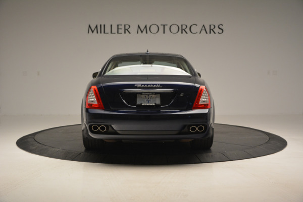 Used 2010 Maserati Quattroporte S for sale Sold at Pagani of Greenwich in Greenwich CT 06830 6