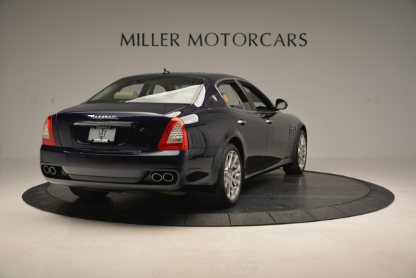 Used 2010 Maserati Quattroporte S for sale Sold at Pagani of Greenwich in Greenwich CT 06830 7