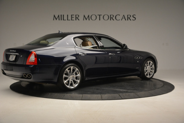 Used 2010 Maserati Quattroporte S for sale Sold at Pagani of Greenwich in Greenwich CT 06830 8