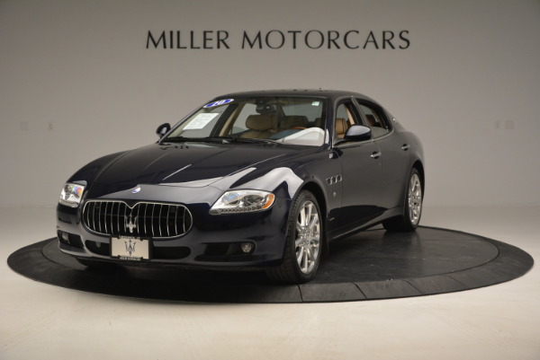 Used 2010 Maserati Quattroporte S for sale Sold at Pagani of Greenwich in Greenwich CT 06830 1