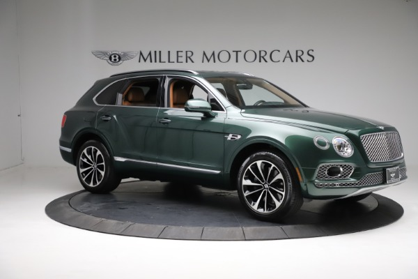 Used 2017 Bentley Bentayga W12 for sale $135,900 at Pagani of Greenwich in Greenwich CT 06830 10