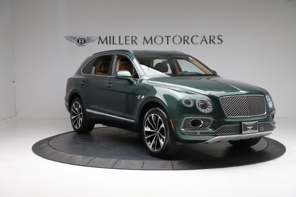 Used 2017 Bentley Bentayga W12 for sale $135,900 at Pagani of Greenwich in Greenwich CT 06830 11