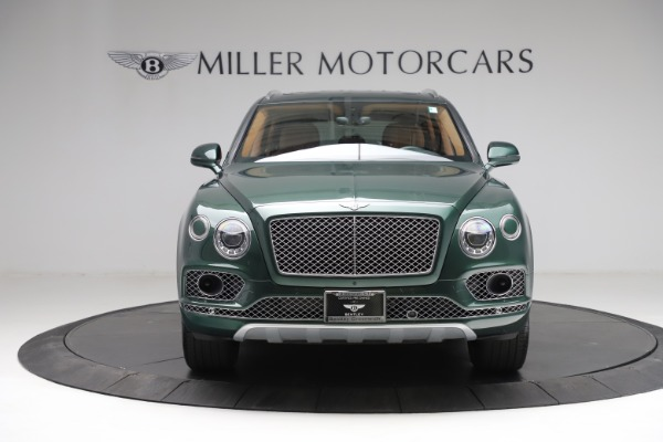 Used 2017 Bentley Bentayga W12 for sale $135,900 at Pagani of Greenwich in Greenwich CT 06830 12